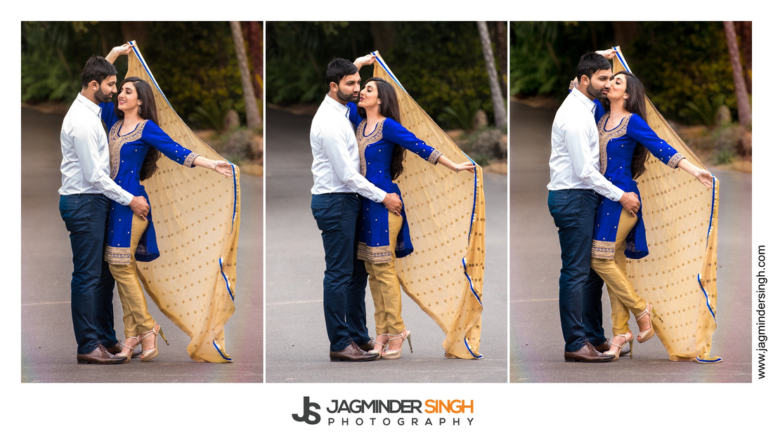 Melbourne Indian Pre Wedding Photography 21