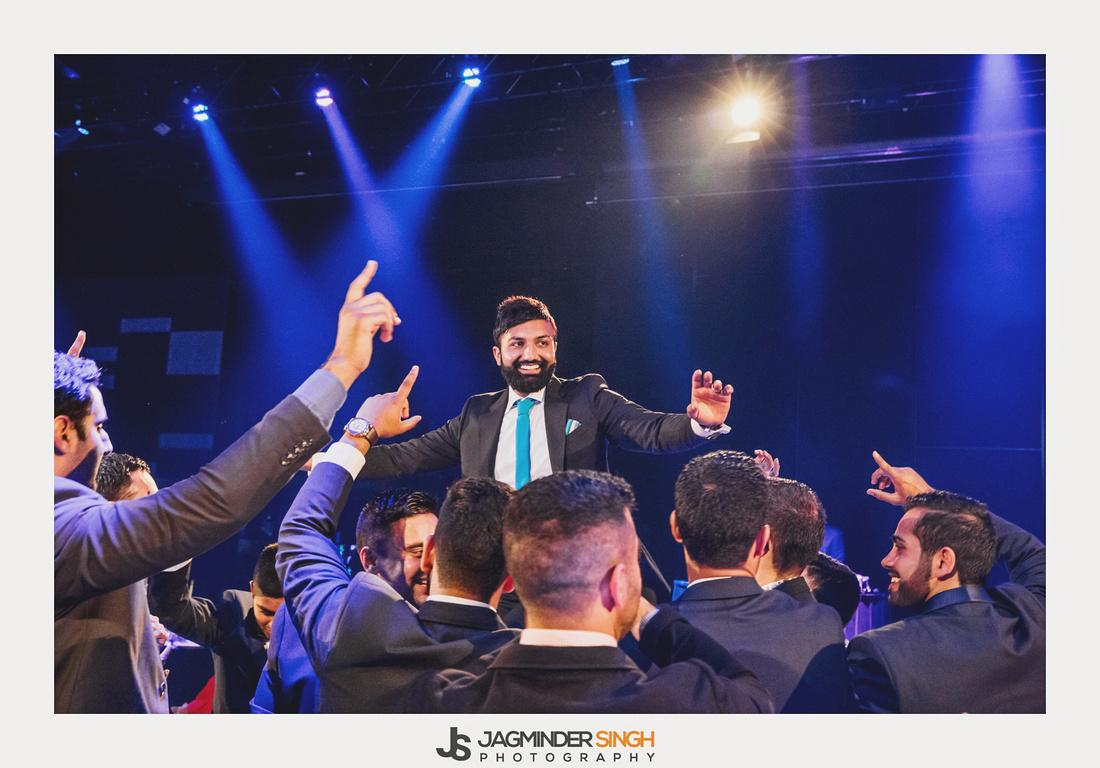 Satnam Harshi Reception 37