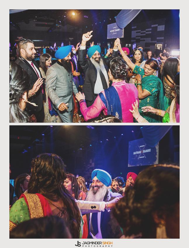 Satnam Harshi Reception 12