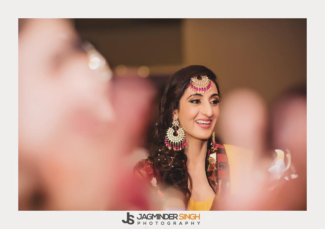 Harshi Sangeet Melbourne Sikh Wedding