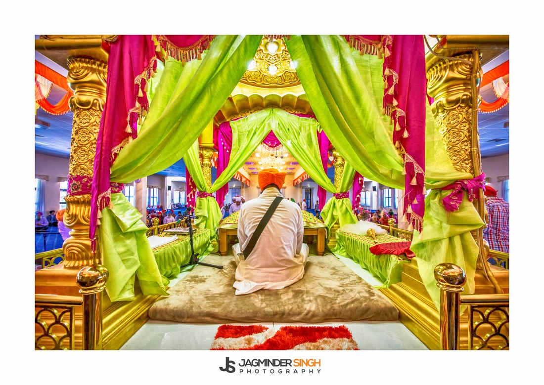 Satnam Harshi Ceremony Melbourne Sikh Wedding